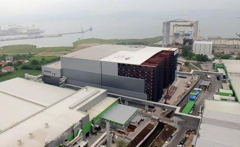 Mecalux construye uno de los almacenes autoportantes automatizados más grandes de Europa