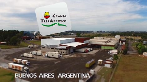 Caso de éxito: Pallet shuttle optimiza el almacén avícola de Granja tres Arroyos