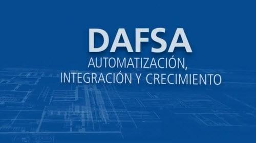 Almacén autoportante automático de Dafsa