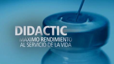 Mecalux suministra a Didactic una solución de almacenamiento a la medida de sus necesidades