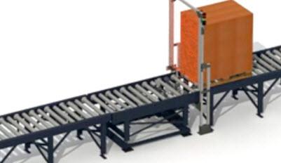 Transportadores para paletas