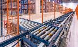 Elevado rendimiento y manipulación automatizada de la mercancía con transportadores para paletas