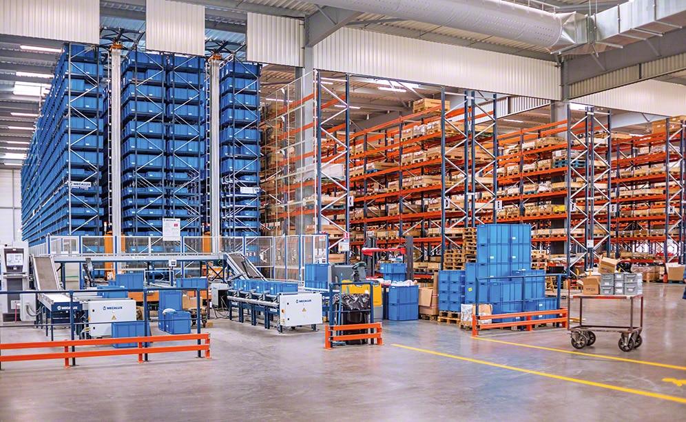 Grégoire-Besson consigue la máxima productividad en la preparación de sus pedidos Grégoire-Besson consigue la máxima productividad en la preparación de sus pedidos