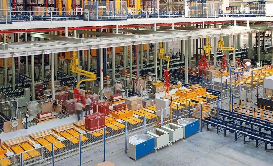 Diferentes sistemas permiten automatizar procesos del almacén relacionados con la preparación de pedidos
