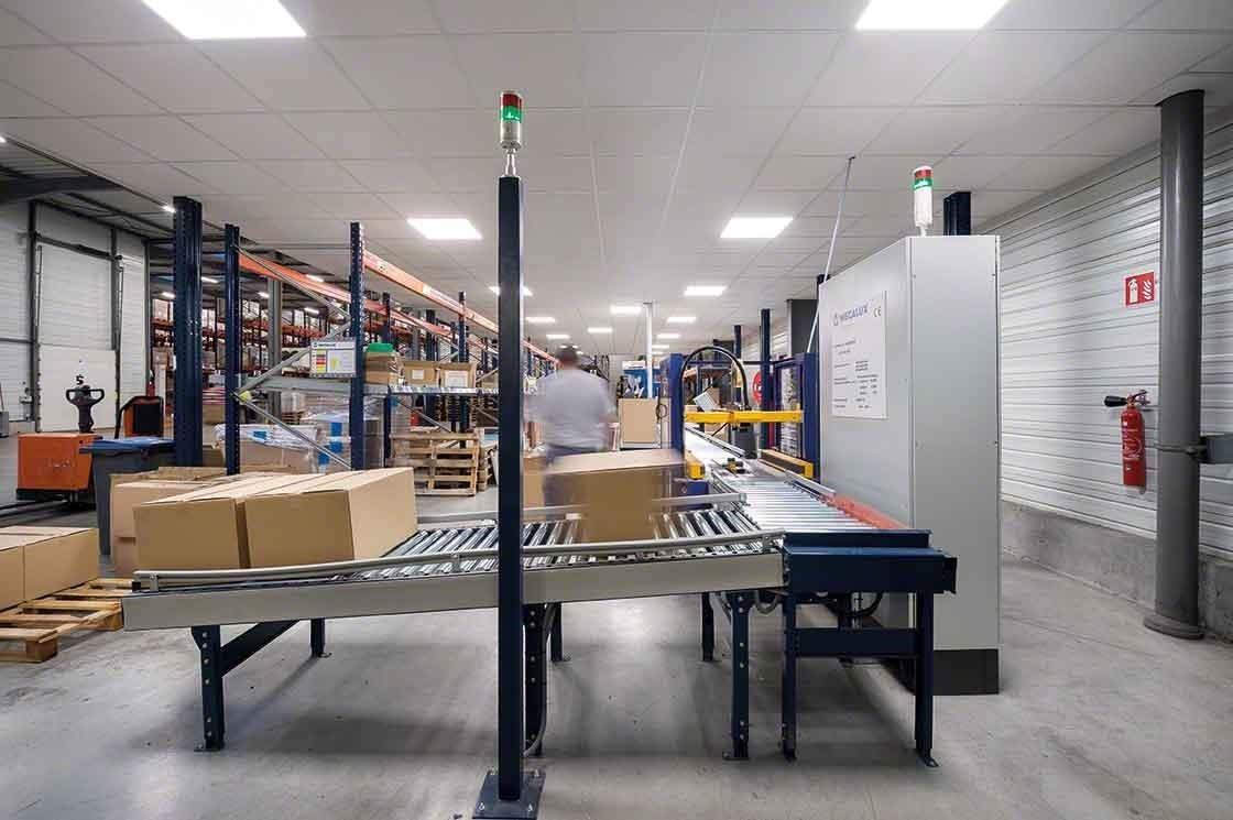 La automatización de procesos es favorable para la logística verde