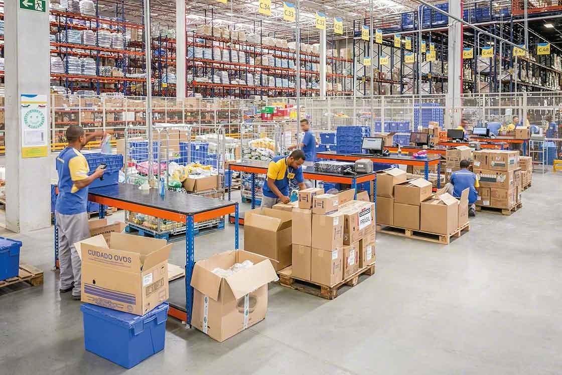 Una preparación de pedidos eficaz es una solución favorable para la logística ambiental