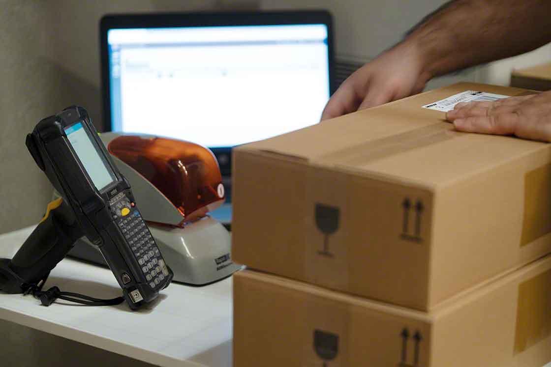 El WMS integra una enorme cantidad de información crucial para la gestión de la logística interna