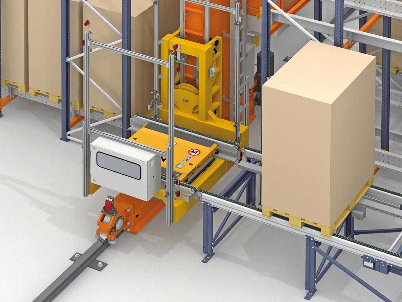 Mecalux equipará dos almacenes de Lanxess en Alemania