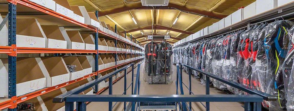 Eficiencia en el almacén omnicanal de Motocard en Solsona