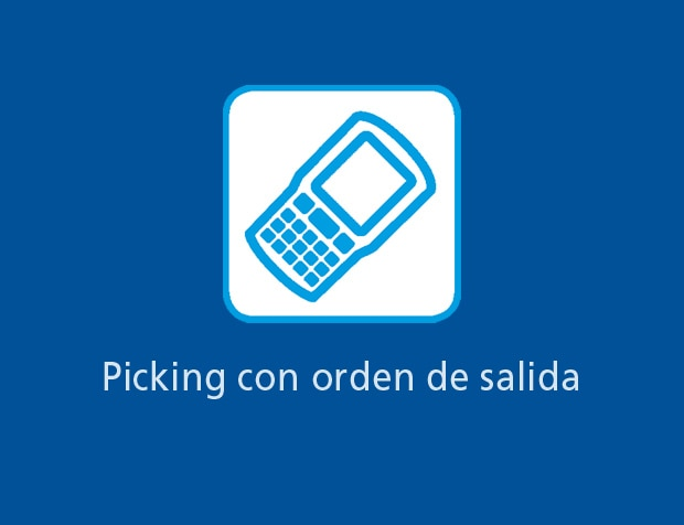 Picking con orden de salida
